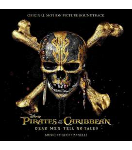 Pirates Of The Caribbean: Dead Men Tell No Tales - B.S.O.