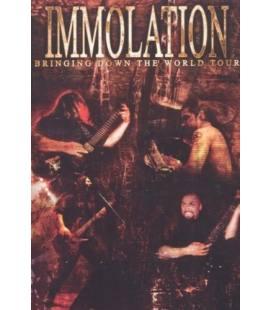 Bringing Down The World - Immolation