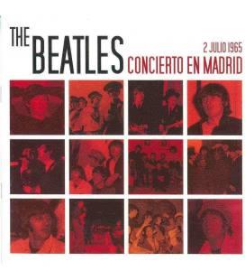 Concierto En Madrid 2 De Julio De 1965 - The Beatles