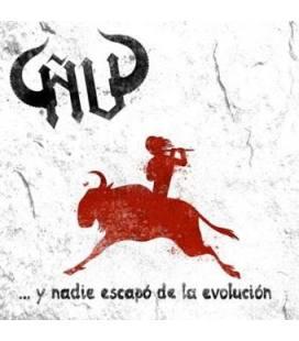 ...Y Nadie Escapo De La Evolucion