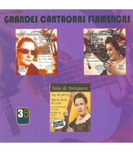 Grandes Cantaoras Flamencas - La Niña De La Puebla-La Niña De Los Peines-Niña De Antequera