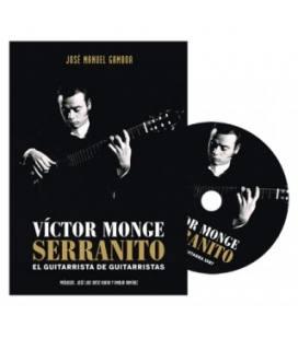 El Guitarrista De Guitarristas-Jose Manuel Gamboa (Lb+Dvd) - Victor Monge Serranito