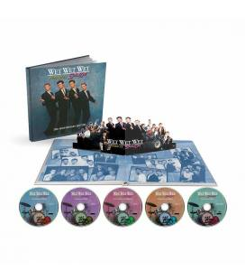 Popped In Souled Out (30th Anniversary Edition) - Super Deluxe - Wet Wet Wet