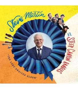 """The Long-Awaited Album"" - Steve Martin & The Steep Canyon Rangers"
