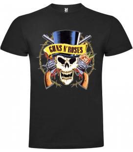 Guns N'Roses Guns Camiseta Manga Corta