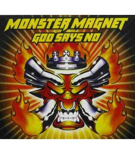 God Says No (Vinilo)