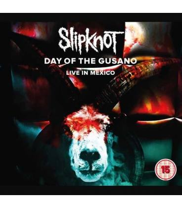 Day Of The Gusano: Live In Mexico - Slipknot