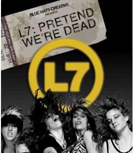 Pretend We'Re Dead [Blu-Ray + Dvd]
