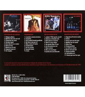 Coleccion Grabaciones Estudio 1981-1991 - Los Suaves