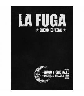 Humo Y Cristal+Mientras Brille La Luna (3 CD+DVD) - La Fuga