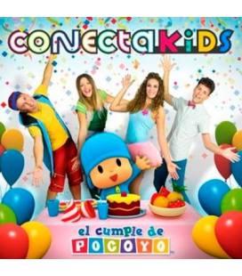 El Cumple De Pocoyo (CD+DVD) - Conecta Kids Y Pocoyo