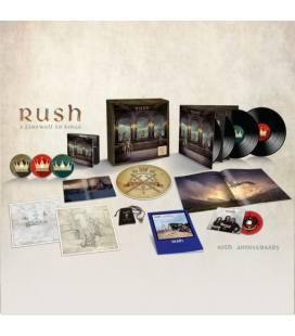 A Farewell To Kings 40th Anniversary - Rush
