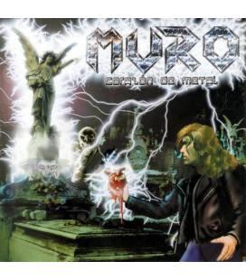 Corazón de metal (2 LP) - MURO