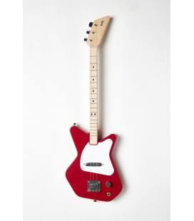 Guitarra eléctrica roja Loog Pro