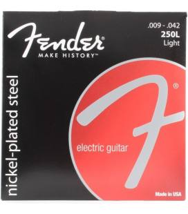 Cuerdas para guitarra eléctrica Fender