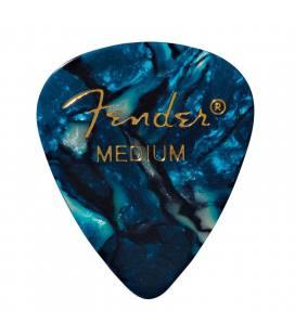 Púas para guitarra Set 12 unidades Fender