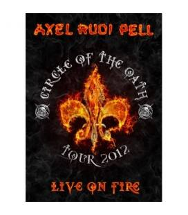 Live On Fire 2DVD