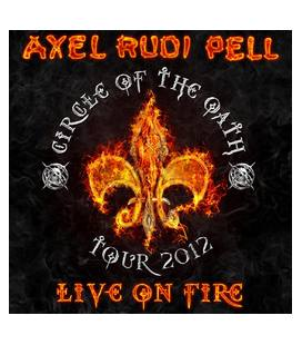 Live On Fire 2CD