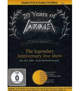The Legendary Anniversary Live Show