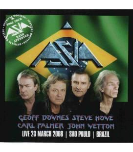 Live 23 March 2008, Sao Paulo