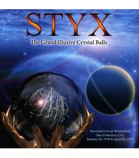 The Grand Illusive Crystal Balls