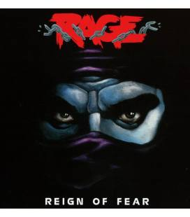 Regin Of Fear (Reedición)