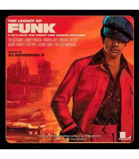 The Legacy Of Funk. Double Vinyl