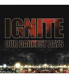 Our Darkest Days (Re-Issue 2017). Black LP+CD & LP-Booklet