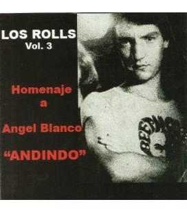 "Homenaje a Ángel Blanco ""Andindo"