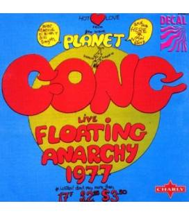 Planet Gong - Floating Anarchy 1977
