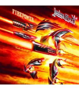 Firepower Standard CD (Jewelcase , 12 page booklet)