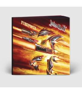 Firepower Deluxe CD (Hardcover CD sized book pack , 24 inner pages)
