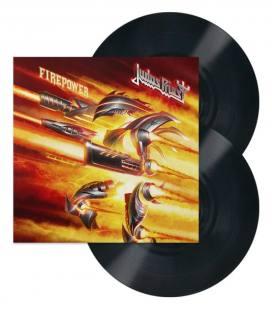 Firepower Standard Black Vinyl (Doble vinilo)
