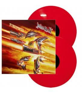 Firepower Red Vinyl - Indie Store Exclusive (Doble vinilo rojo 180gr. con tarjeta de descarga)