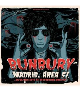 Madrid Area 51 En Un Solo Acto De Destruccion Masiva