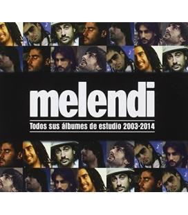 Todos Sus Albumes De estudio 2003-2015