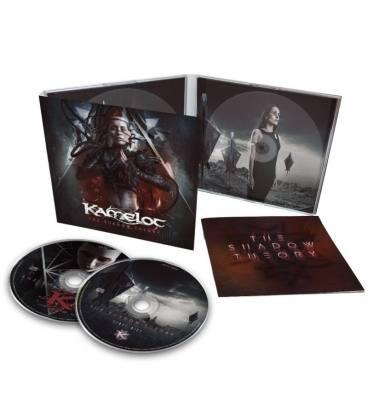 The Shadow Theory, 2 CD Digipack