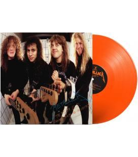The $5.98 E.P. - Garage Days Re-Revisited (LP Rojo / Naranja Ed. Limitada)
