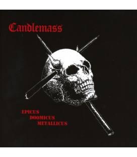 Epicus Doomicus Metallicus, CD