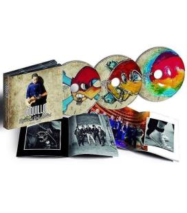 Rock And Roll Actitud (1978-2018), 3 CD
