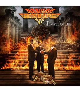 Temple Of Lies (CD)