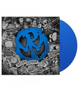 Never Gonna Die (LP Blue)