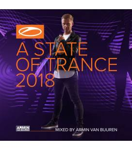 A State Of Trance 2018 (2 CD)