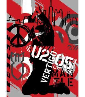 2005 Vertigo, Live From Chicago - U2