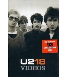 18 Singles (Dvd) - U2