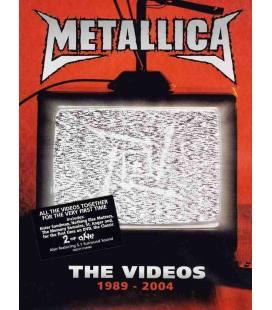The Videos 1989-2004 - Metallica