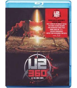 360 At The Rose Bowl (Blu Ray) - U2