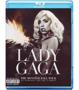 The Monster Ball Tour At (Blu-ray) - Lady Gaga