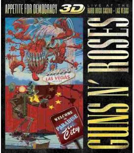 Appetite For Democracy (Blu-ray) - Guns N Roses