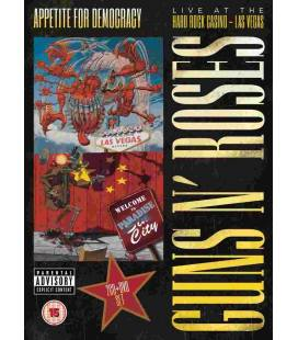 Appetite For Democracy Cd/D - Guns N Roses